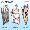 Today's cartoon: The January blahs